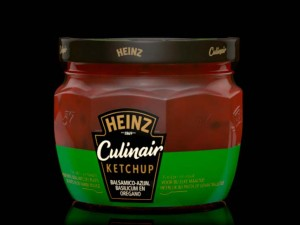 Heinz Culinair Ketchup<br> <small>Reclame Animatie</small>